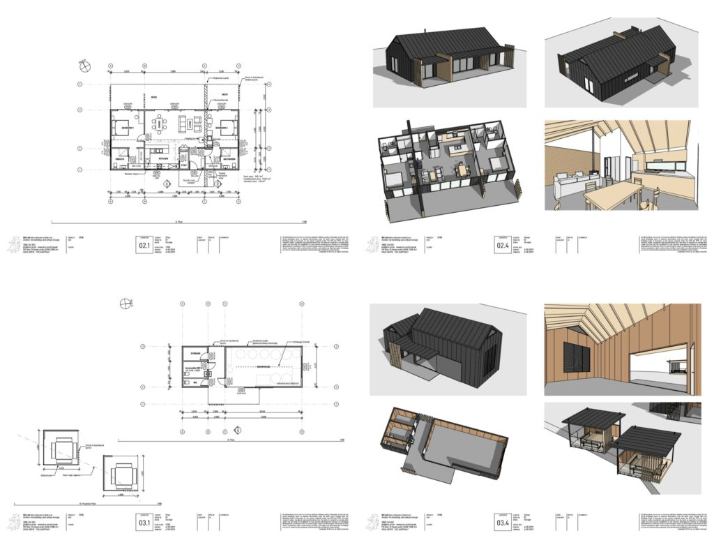 140 brewery facilities tourist accommodation design